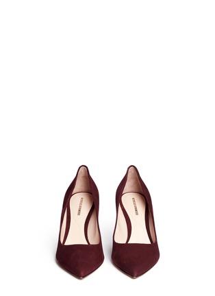 正面 - 点击放大 - NICHOLAS KIRKWOOD - MAEVA人造珍珠装饰尖头高跟鞋