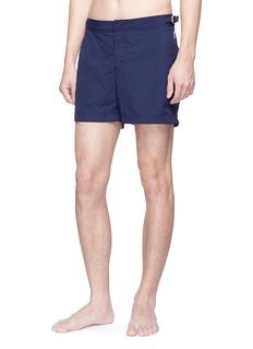 ORLEBAR BROWN 纯色游泳短裤