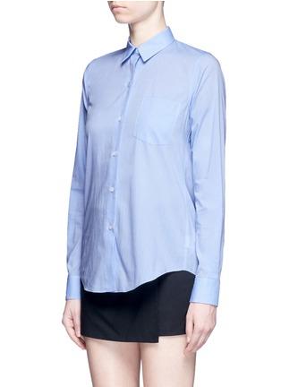 正面 -点击放大 - THEORY - PERFECT纯棉衬衫