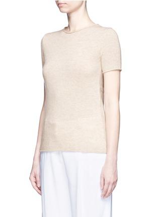 正面 -点击放大 - THEORY - Tolleree羊绒针织T恤