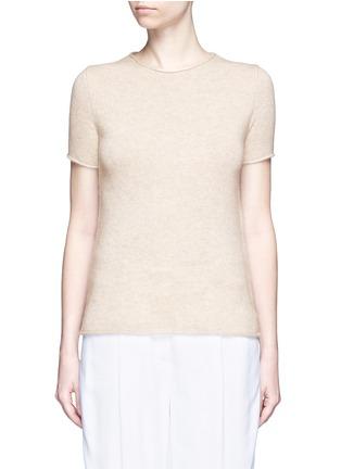 首图 - 点击放大 - THEORY - Tolleree羊绒针织T恤