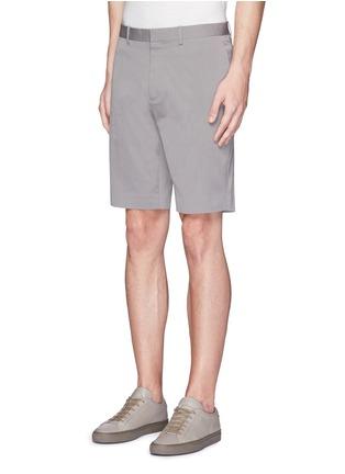 正面 -点击放大 - THEORY - 竖条纹混棉短裤