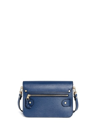 背面 - 点击放大 - PROENZA SCHOULER - 'PS11' mini saffiano leather satchel