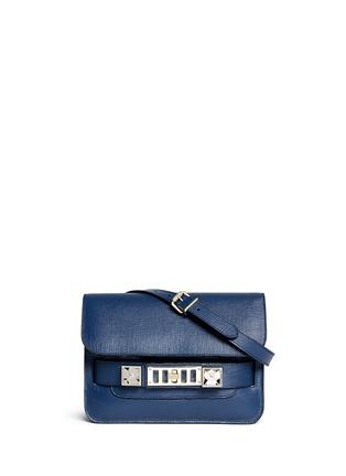 首图 - 点击放大 - PROENZA SCHOULER - 'PS11' mini saffiano leather satchel