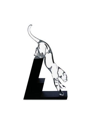 首图 –点击放大 - BACCARAT - 猎豹雕塑摆饰