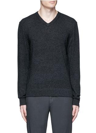 首图 - 点击放大 - JAMES PERSE - V领羊绒针织衫