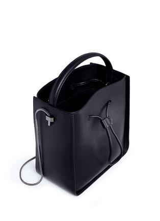 细节 - 点击放大 - 3.1 PHILLIP LIM - SOLEIL小号链条肩带水桶包