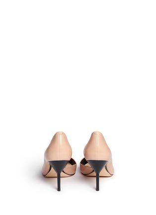 背面 - 点击放大 - 3.1 PHILLIP LIM - MARTINI半侧空尖头高跟鞋