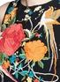 细节 - 点击放大 - ALICE + OLIVIA - CLARICE花卉刺绣流苏背心