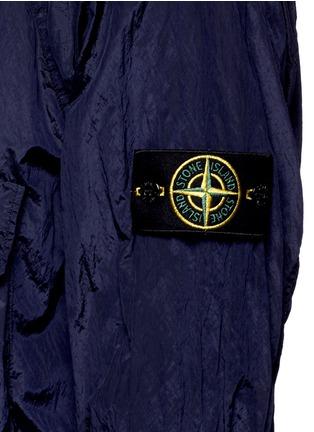 细节 - 点击放大 - Stone Island - 单色多口袋夹克