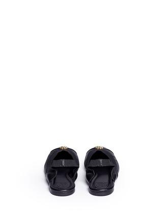 背面 - 点击放大 - TORY BURCH - Jolie露跟芭蕾平底鞋