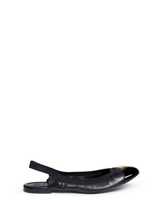 首图 - 点击放大 - TORY BURCH - Jolie露跟芭蕾平底鞋