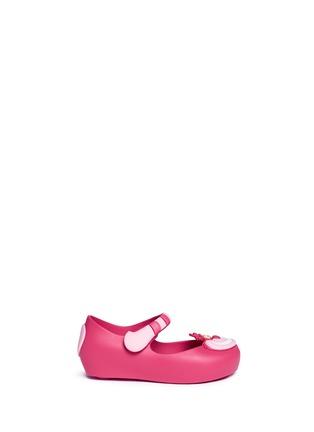 首图 - 点击放大 - MELISSA - Ultragirl儿童款柴郡猫造型果冻鞋