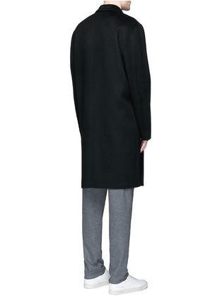 背面 - 点击放大 - ACNE STUDIOS - CHARLES羊毛混羊绒及膝长大衣