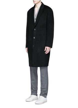 正面 -点击放大 - ACNE STUDIOS - CHARLES羊毛混羊绒及膝长大衣