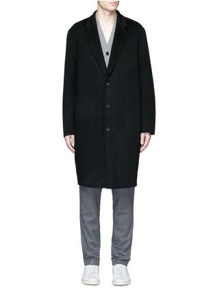 首图 - 点击放大 - ACNE STUDIOS - CHARLES羊毛混羊绒及膝长大衣