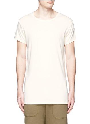 首图 - 点击放大 - NLST - 长款纯棉T恤