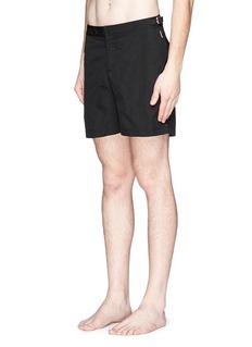 ORLEBAR BROWN BULLDOG单色游泳短裤