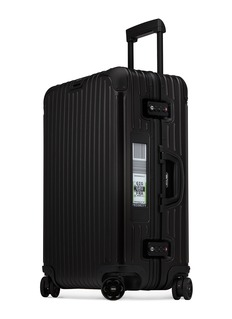 RIMOWA Topas Stealth Multiwheel® Electronic Tag电子标签行李箱(67升/26寸)