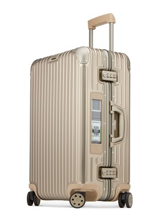 RIMOWA Topas Titanium Multiwheel® Electronic Tag电子标签行李箱(67升/26寸)