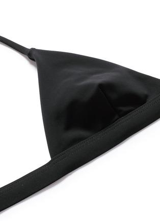 细节 - 点击放大 - MARA HOFFMAN - 三角比基尼泳衣