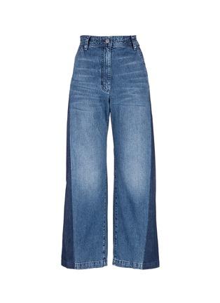 首图 - 点击放大 - RACHEL COMEY - 拼色喇叭阔腿牛仔裤
