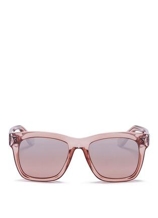 首图 - 点击放大 - Valentino - WAYFARER款铆钉太阳眼镜