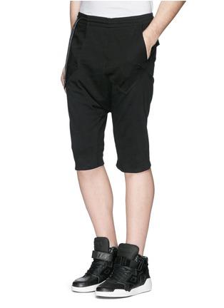 正面 -点击放大 - SIKI IM / DEN IM - 低裆纯棉休闲短裤