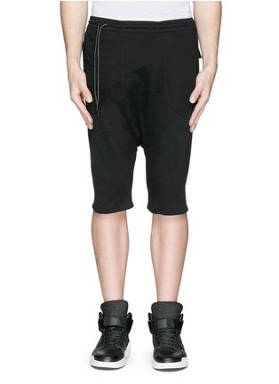 首图 - 点击放大 - SIKI IM / DEN IM - 低裆纯棉休闲短裤