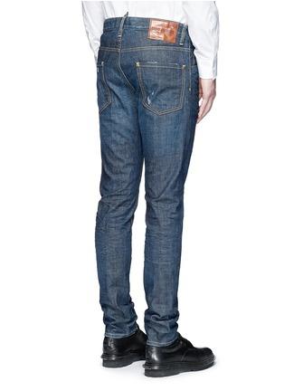 背面 - 点击放大 - DSQUARED2 - Cool Guy水洗磨破牛仔裤