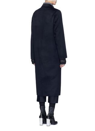背面 - 点击放大 - ACNE STUDIOS - FOIN D形扣羊毛混羊绒大衣