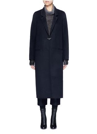 首图 - 点击放大 - ACNE STUDIOS - FOIN D形扣羊毛混羊绒大衣
