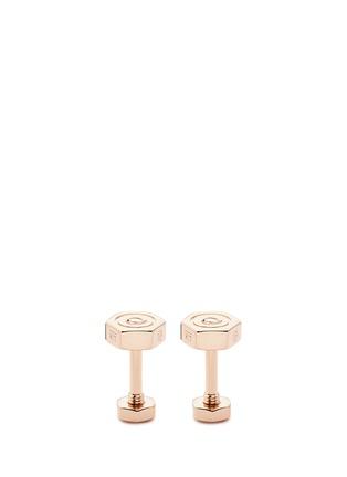 首图 - 点击放大 - TATEOSSIAN - 六角螺母造型钮扣式袖扣