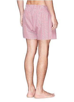 背面 - 点击放大 - SUNSPEL - 纯棉条纹内裤