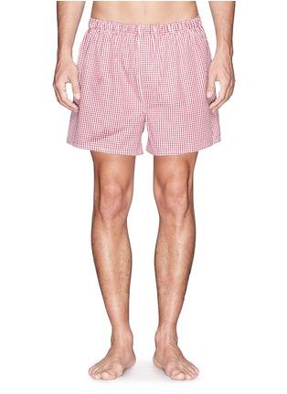 首图 - 点击放大 - SUNSPEL - 纯棉条纹内裤