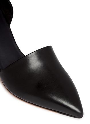 细节 - 点击放大 - Vince - AURELIAN高跟奥赛鞋