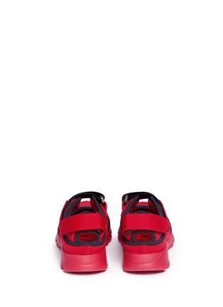 背面 - 点击放大 - Marni - 太空棉网眼拼接运动鞋