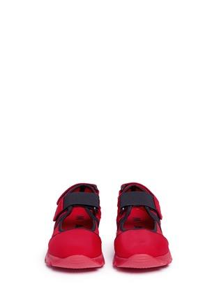 正面 - 点击放大 - Marni - 太空棉网眼拼接运动鞋
