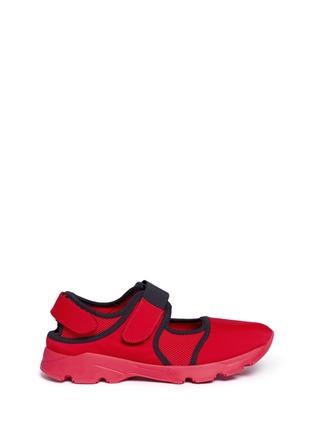 首图 - 点击放大 - Marni - 太空棉网眼拼接运动鞋