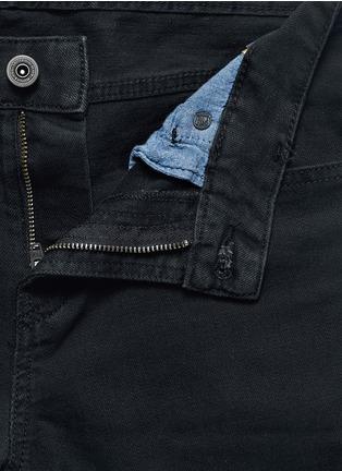 细节 - 点击放大 - SCOTCH & SODA - SKIM混棉修身牛仔裤