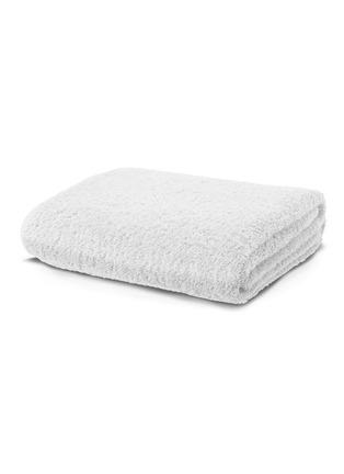 首图 –点击放大 - ABYSS - Super Pile大号埃及长绒棉浴巾-白色
