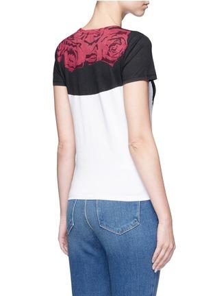 背面 - 点击放大 - ALICE + OLIVIA - Stace Face人脸图案纯棉T恤