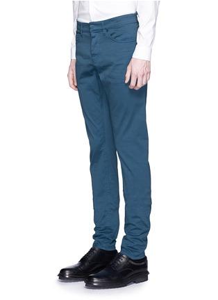 正面 -点击放大 - BALENCIAGA - 单色修身牛仔裤
