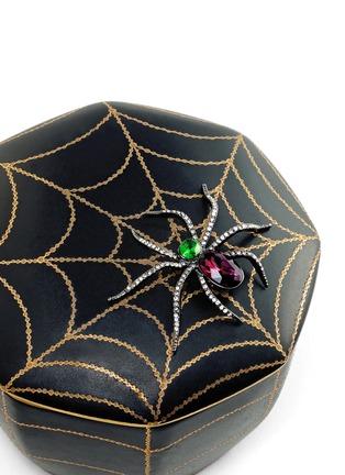 细节 –点击放大 - L'OBJET - 蜘蛛雕饰烛台