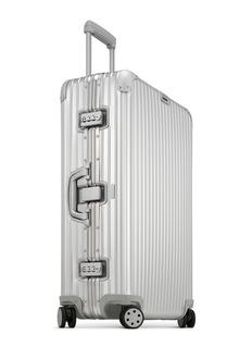 RIMOWA Topas Multiwheel®铝制行李箱(85升 / 30.7寸)