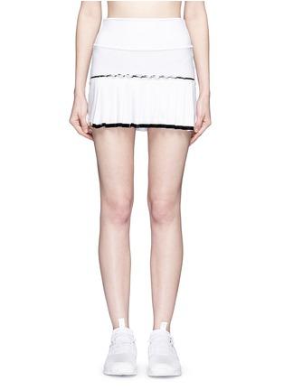 首图 - 点击放大 - MONREAL LONDON - 百褶裙摆弹力半身裙