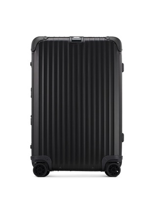 首图 –点击放大 - RIMOWA - Topas Stealth Multiwheel®铝制行李箱(64升 / 26.8寸)