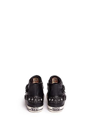 背面 - 点击放大 - 90115 - FROG儿童款铆钉搭带高筒球鞋
