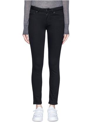 细节 - 点击放大 - ACNE STUDIOS - SKIN 5水洗棉质修身牛仔裤