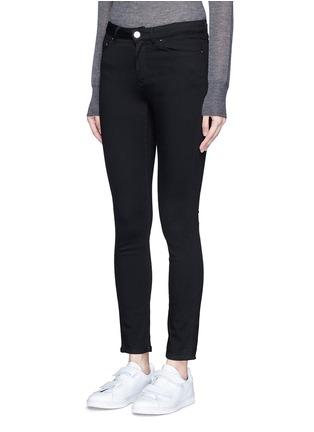 正面 -点击放大 - ACNE STUDIOS - SKIN 5水洗棉质修身牛仔裤